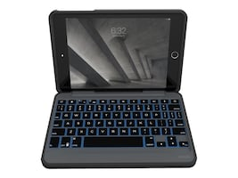 Zagg ZAGG RUGGED BOOK               CASEFOR APPLE IPAD MINI 5, 103103174, 37260586, Carrying Cases - Tablets & eReaders