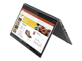 Lenovo ThinkPad X1 Yoga G4 Core i7-8565U 1.8GHz 8GB 256GB PCIe ac BT FR 2xWC 14 FHD MT+PG W10P64, 20QF000GUS, 37424528, Notebooks - Convertible