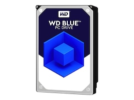 WD 500GB WD Blue SATA 6Gb s 3.5 Internal Hard Drive, WD5000AZLX, 30870576, Hard Drives - Internal
