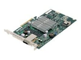 Supermicro Sunrise Lake USAS 3Gb s 8-Port SAS Internal RAID Adapter Add-on Card, AOC-USAS-S4IR, 7832547, RAID Controllers