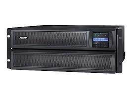 APC Smart UPS X 2000VA Line-interactive LCD R T 100 127V NEMA 5-20P Input, SMX2000LV, 15977640, Battery Backup/UPS