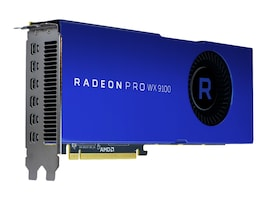 AMD Radeon Pro WX9100 Workstation Graphics Card, 16GB HBC, 100-505957, 34566141, Graphics/Video Accelerators