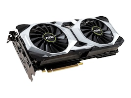 MSI Computer RTX 2080 TI VENTUS GP 11G Main Image from Left-angle