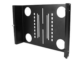 StarTech.com Universal Swivel VESA LCD Rack-Mounting Bracket, RKLCDBKT, 12854901, Stands & Mounts - Desktop Monitors