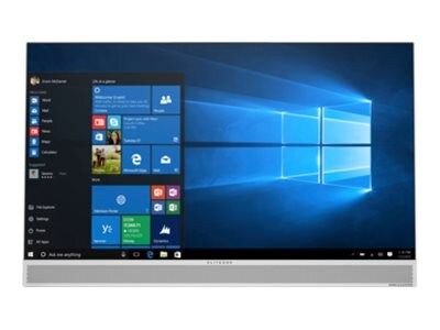 HP EliteOne 800 G4 AIO Core i5-8500 3.0GHz 8GB 256GB SSD UHD630 DVD-W ac BT WC 23.8 FHD W10P64, 4HK05UT#ABA, 35800489, Desktops - All-in-One