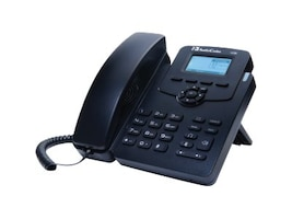 AudioCodes UC405HDEG 2-Line IP Phone (Black), UC405HDEG, 35099821, VoIP Phones