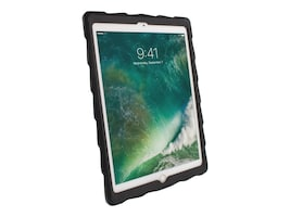 Gumdrop BLACK DROPTECH CLEAR FOR IPAD  CASE10.2 7TH GEN, 01A001, 37627042, Carrying Cases - Notebook
