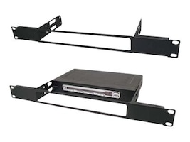 Belkin OmniView Rack-mount kit for 4-port PRO3 and PRO2 KVM Switches, F1D005, 322683, Rack Mount Accessories