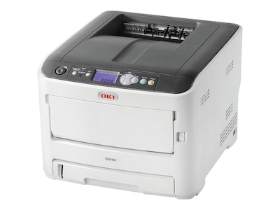 Oki C612n Color Printer, 62447701, 33172853, Printers - Laser & LED (color)