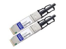 ACP-EP Memory 40GB-C03-QSFP-AO Main Image from Right-angle