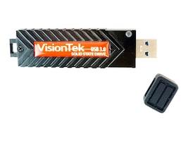VisionTek 120GB USB 3.0 External Solid State Drive, 900718, 31629733, Solid State Drives - External