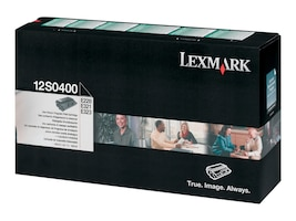 Lexmark 12S0400 Main Image from Right-angle