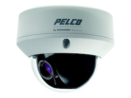Pelco Day Night Fixed Dome Camera with 2.8-10.5mm Lens, FD5-IRV10-6, 33862555, Cameras - Security