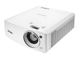 Vivitek DU4671Z-WH DLP PRJ 5500L WUXGA PROJ20000:1 HDMI VGA 1.65X ZOOM HDBASET, DU4671Z-WH, 36132195, Projectors