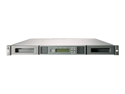 HPE StoreEver MSL 1 8 G2 0-drive Tape Autoloader