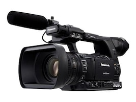 Panasonic ACV Camera 1 3 Hand-Held Production Camcorder, 60Hz, AGAC130APJ, 14860175, Camcorders