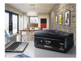 Epson Expression Premium XP-830 Small-in-One All-in-One Printer, C11CE78201, 30553933, MultiFunction - Ink-Jet
