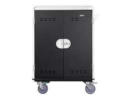 Aver Information 42-Unit S42i+ Intelligent Charging Cart, CHRGS42I+, 34177082, Computer Carts