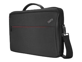 Lenovo ThinkPad Professional 15.6 Slim Top-Load Case, 4X40Q26385, 35748473, Carrying Cases - Notebook