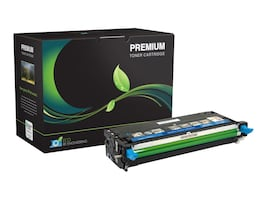 Cyan 3115 High Yield Toner Cartridge for Dell, MSE027031116, 34838442, Toner and Imaging Components - Third Party