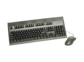 Keytronic Combo 104-Key USB Keyboard and Optical Scroll Mouse - Black, E03601U2M, 7489591, Keyboard/Mouse Combinations