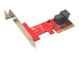 Addonics SFF-8643 PCIe 4X Adapter, ADSF8643PX4, 31668695, Drive Mounting Hardware