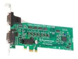 Brainboxes PCIE 2XRS422 485, PX-310, 38115938, Network Adapters & NICs