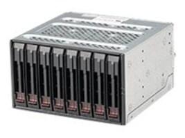 Supermicro CSE-M28SACB 8X2.5 Hot Swap SAS SATA 2X5.25, CSE-M28SACB, 31151186, Drive Mounting Hardware