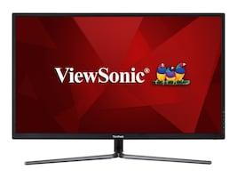 ViewSonic 31.5 VX3211-2K-MHD WQHD LED Monitor, Black, VX3211-2K-MHD, 34276507, Monitors