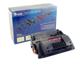 Troy Black MICR High Yield Secure Toner Cartridge for M605 & M606, 02-82021-001, 22072110, Toner and Imaging Components