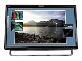 Planar 24 PXL2430MW Multi-Touch LED-LCD Monitor, Black, 997-6399-00, 12900604, Monitors - Touchscreen