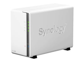Synology 2-Bay Disktation Enclosure - Diskless, DS216SE, 32086443, Network Attached Storage