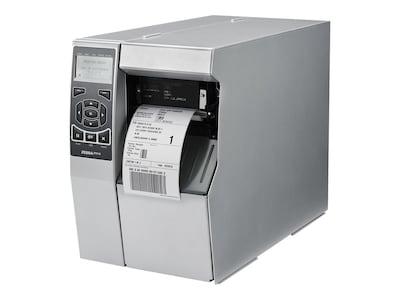 Zebra ZT510 TT 4 300dpi Serial USB GbE BT LE Mono ZPL Printer w  Tear Bar, ZT51043-T010000Z, 34573552, Printers - Bar Code