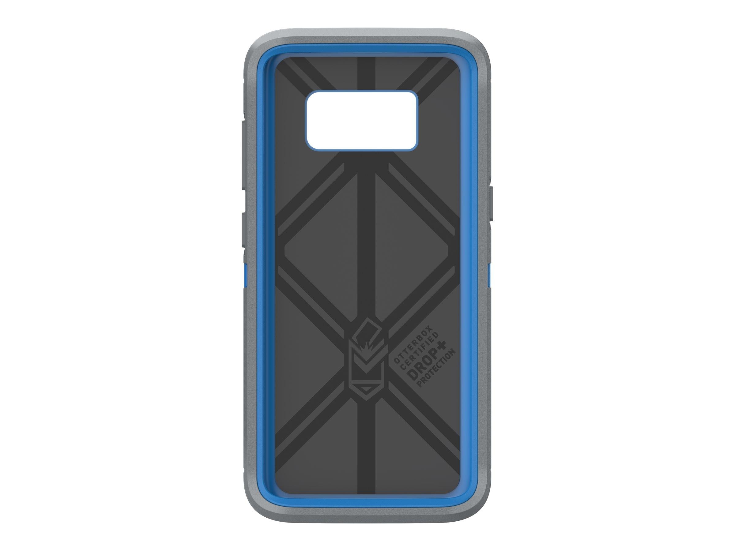 detailed look 1b057 9f6d8 OtterBox Defender Series Screenless Edition Case for Samsung Galaxy S8,  Marathoner