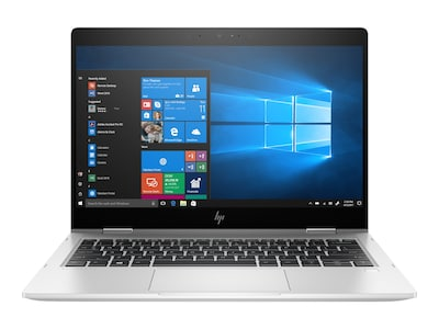 HP EliteBook x360 830 G5 Core i5-8250U 1.6GHz 8GB 256GB PCIe ac BT FR WC 13.3 FHD MT W10P64, 6RC38UT#ABA, 36823906, Notebooks - Convertible