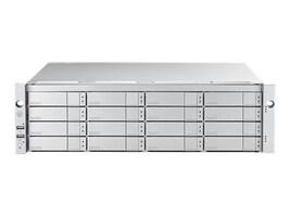 Promise 3U 16BAY 16G FC SINGLE CTLR    CTLRRAID SUBS 16X4TB HDD 12G SAS 64TB, E5600FSQS4, 32688778, SAN Servers & Arrays