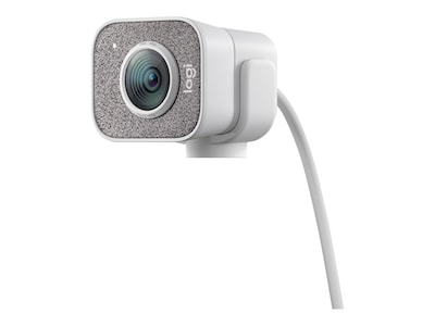 Logitech StreamCam - White, 960-001289, 38189363, WebCams & Accessories