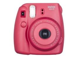 Fujifilm Instax Mini 8 Instant Film Camera, Raspberry, 16443917, 21729423, Cameras - Digital
