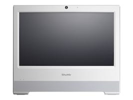 Shuttle Computer Group X50V4 (WHITE) Main Image from Front