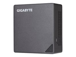 Gigabyte Tech BRIX Ultra Compact PC Core i7-7500U 2.7GHz 2xSO-DIMM 2x2.5 bays HD620 ac BT GbE, GB-BKI7HT2-7500, 34580859, Desktops