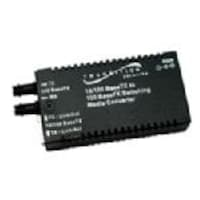 Transition Mini 10 100BSE EX to FX-ST MM 2KM with NA, M/E-PSW-FX-02-NA, 13671671, Network Transceivers