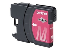 Brother Magenta LC61M Ink Cartridge for MFC-6490CW, LC61M, 8688823, Ink Cartridges & Ink Refill Kits