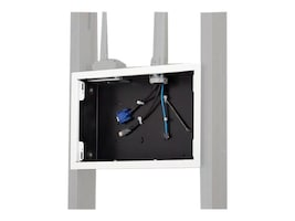 Chief Manufacturing In-Wall Storage Box with Flange, PAC525FW, 17375001, Premise Wiring Equipment