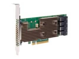 LSI LSI 9305-16i 16-Port SAS 12Gb s PCI-Express 3.0 HBA, 05-25703-00, 33878573, Host Bus Adapters (HBAs)