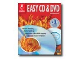 Roxio Easy CD & DVD Burning 2011, 249000, 12670052, Software - Digital Conversion