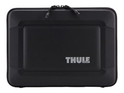 Thule Gauntlet 3.0 Sleeve for 13 MacBook Pro w  Retina Display, Black, 3203098, 18474861, Carrying Cases - Notebook