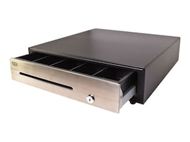 Pos-X ION Cash Drawer, 16x16 Stainless Face, POS-X, ION-C16A-1S, 16012161, Cash Drawers