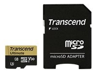 Transcend Information TS16GUSDU3M Main Image from Front