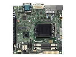 Supermicro Motherboard, Mini-ITX Q87 LGA 1150 Core i7 i5 i3 Family Max.16GB DDR3 4xSATA PCIe 2xGbE, MBD-X10SLV-Q-O, 17857852, Motherboards