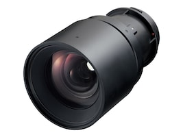 Panasonic Fixed Zoom Lens 1.3 to 1.7:1 for PT-EZ570 Series, ETELW20, 13935585, Projector Accessories
